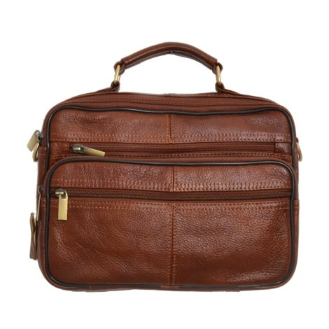 10 inch Tablet PC leather bags Basic Shoulder bagTote Bags Tan leather bags