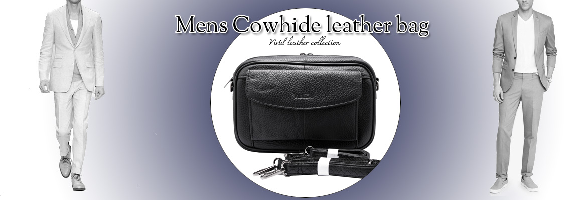 mens bag cowhide leather bags for men clutch bag