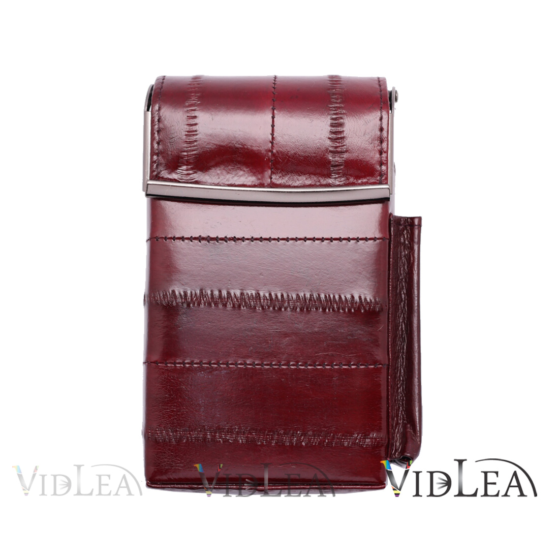 Eel Skin Cigarette Case Wine Holder